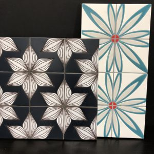 Image of Kibak tile designs