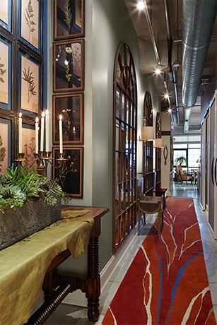 Image of Lalim hallway