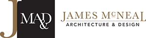 James McNeal Architecture & Design logo