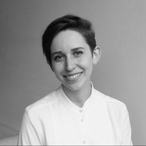 Headshot of Krista Anderson-Larson