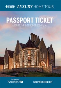 Luxury Home Tour 2019 Passport