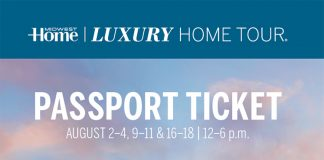 Luxury Home Tour 2019 Passport