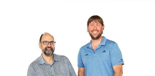James McNeal, principal, and Luke Busker, general contractor; James McNeal Architecture & Luke Busker Masonry