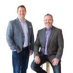 Ryan Hanson, partner, and Chad Hanson, partner; Sustainable 9