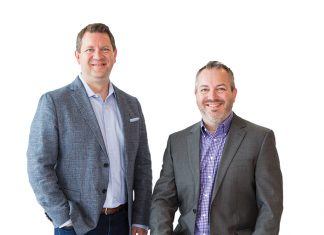 Ryan Hanson, partner, and Chad Hanson, partner; Sustainable 9