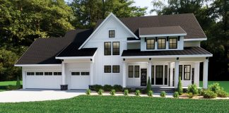 Edina Home by Zehnder Homes