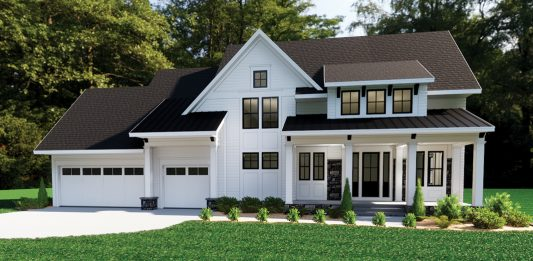 Edina Home by Zehnder Homes