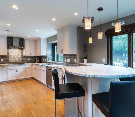 Home Remodeled by mackmiller design & build