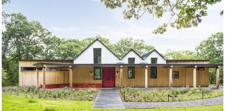 A Stillwater home designed by CityDeskStudio