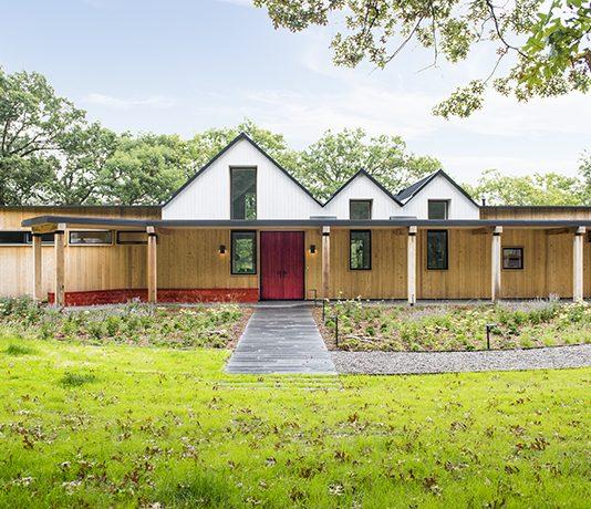 A Stillwater home designed by CityDeskStudio