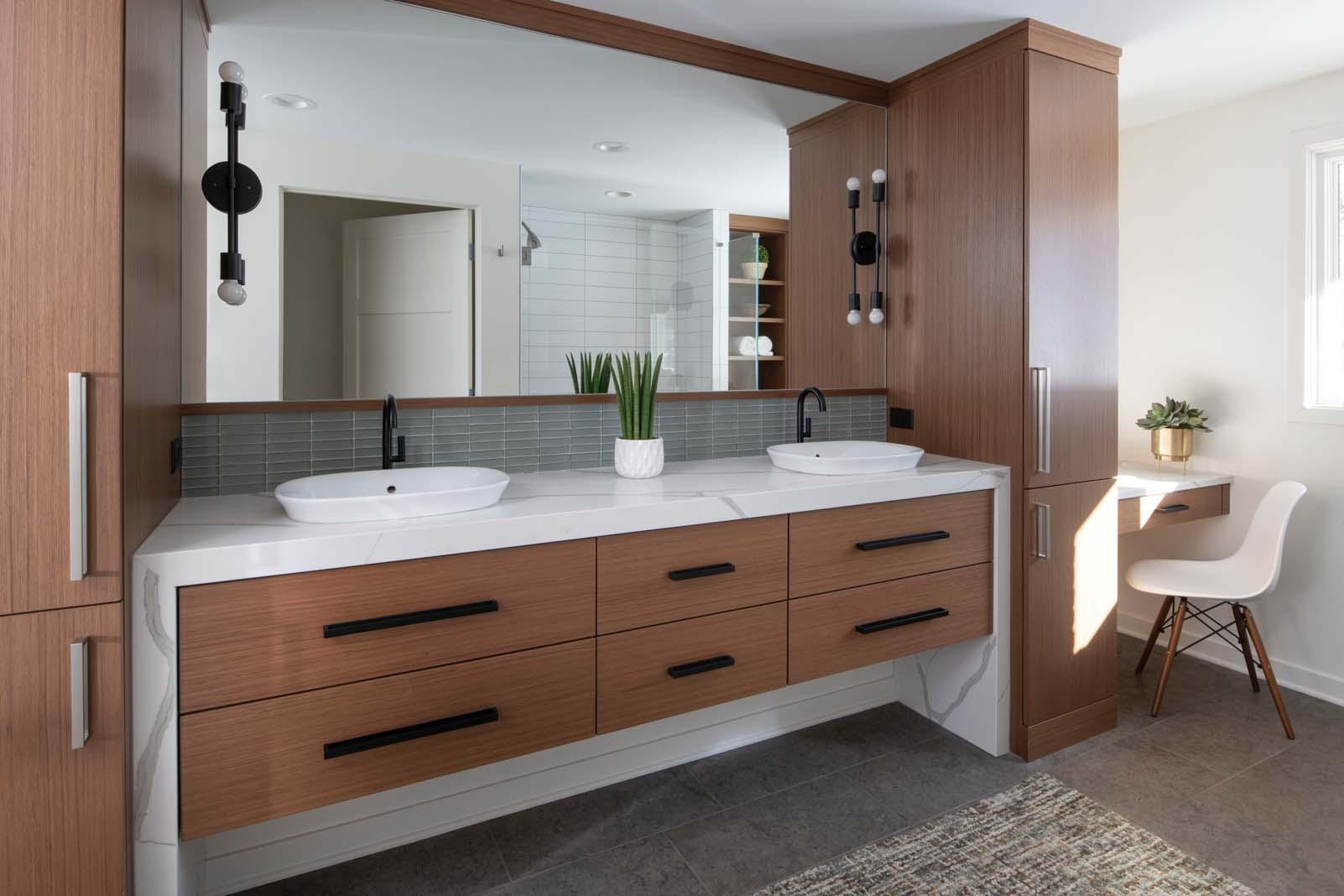 2019 National Kitchen & Bath ociation Design Awards ... on log home bathroom designs, french country bathroom designs, split level bathroom designs, farm house bathroom designs, transitional bathroom designs,
