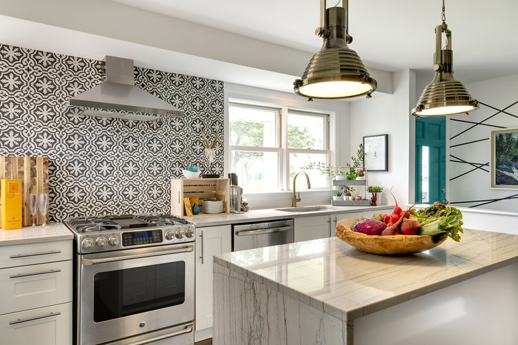 Home Design Style Of The Month Bohemian Meets Biophilic Midwest Home