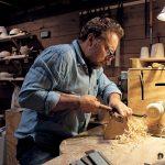 Jarrod Dahl. Photo by Woodspirit Handicraft.