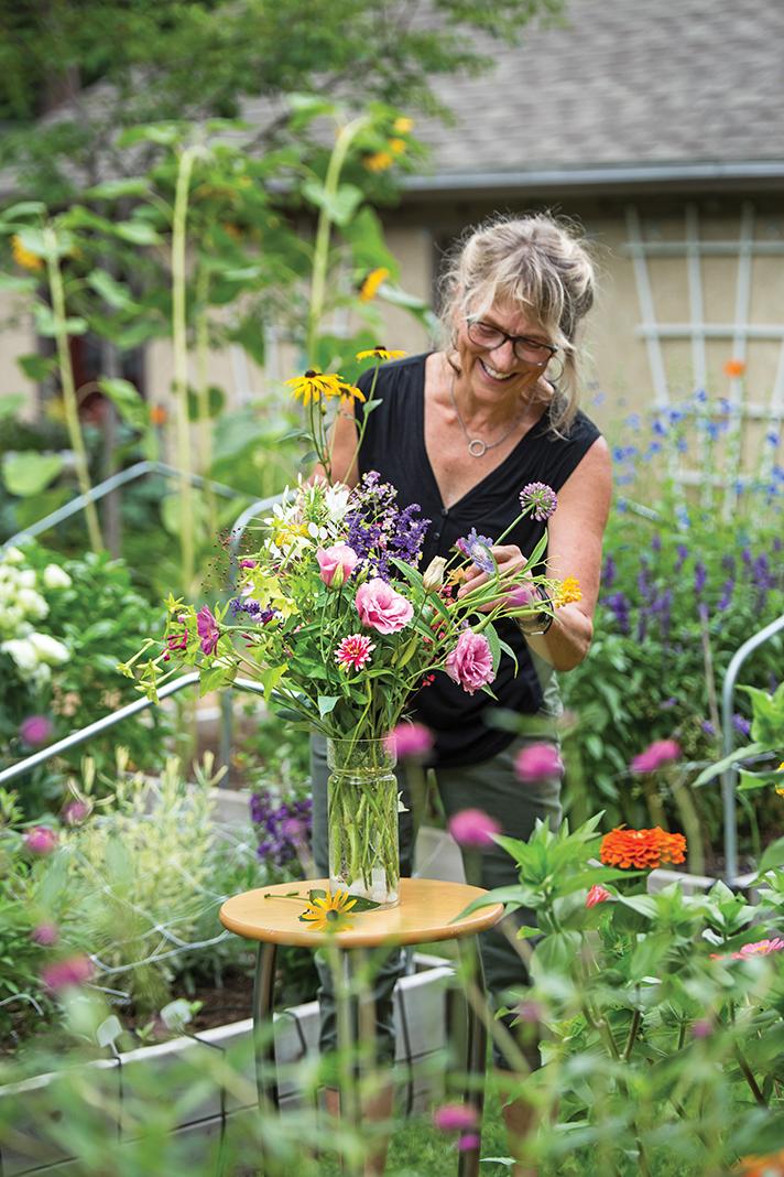 Susan Hopp. Photo by Tracy Walsh.