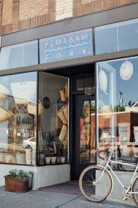 Flotsam + Fork exterior