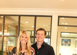 Rick and Amy Hendel of Hendel Homes
